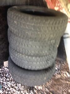 For Sale. 4 Winter Tires. Good Condition