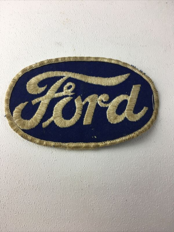 Vintage Ford Oval Patch