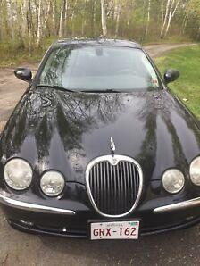 Jaguar s type 2005