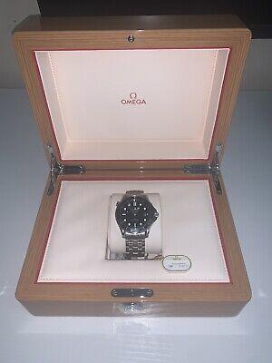 OMEGA Seamaster Men's Black Watch - 212.30.41.20.01.003