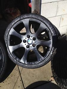 Bmw 18nch rims