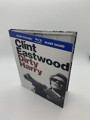 Dirty Harry (Digi book Blu-ray Disc, 2008) Clint Eastwood