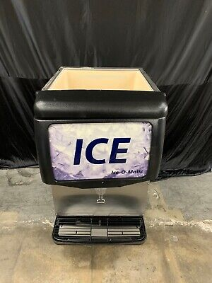 Ice-o-matic Iod150 Countertop Ice Cube Or Nugget Dispenser - Free Shipping