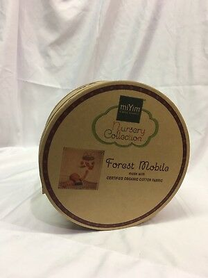 New MiYim Nursery Collection Forest Mobile
