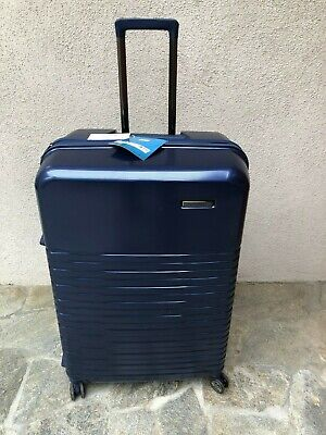 Samsonite Spettro 29 inch Spinner Blue Suitcase NEW WITH TAGS
