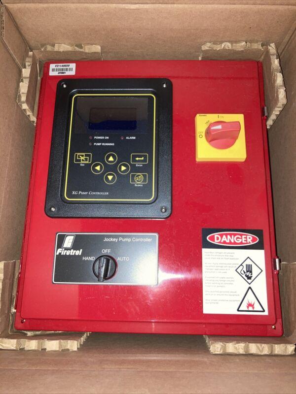 Firetrol FTA550F-AG011H Jockey Pump Controller