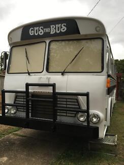 32 ft Bedford Bus