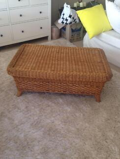 Cane Coffee Table - Excellent Condition Cremorne North Sydney Area Preview