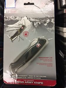 Victorinox Swiss Army Knife Rangergrip 178