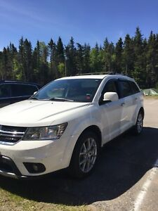 Reduced 2016 Dodge Journey R/T