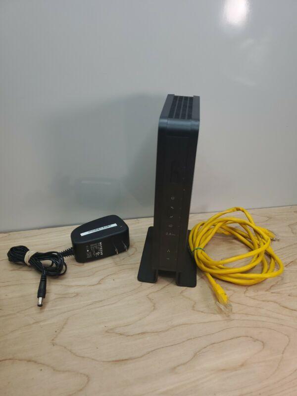 NETGEAR N300 WiFi Cable Modem Router Model C3000 DOCSIS 3.0  802.11