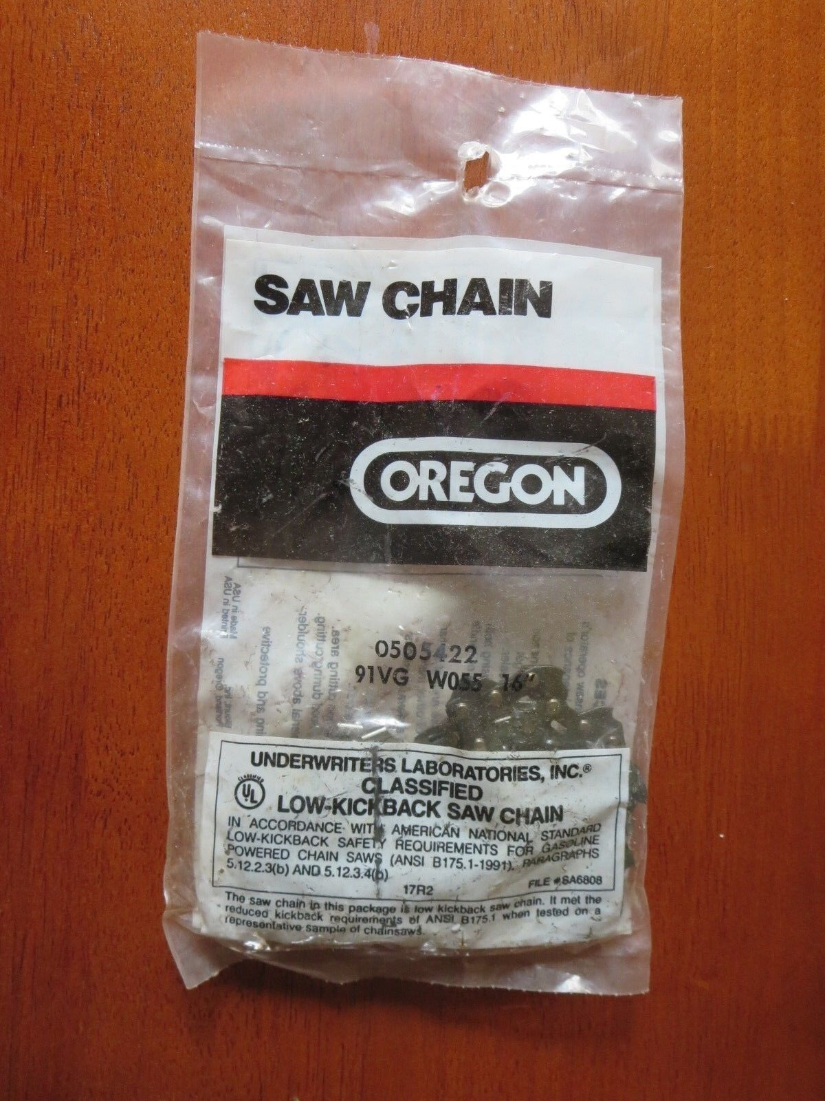 "4X 16/"" Semi Chisel Saw Chain for Oregon 91PX055G Chainsaws"