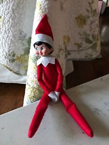 Elf on the Shelf Girl and Book