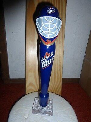 Labatt Blue Hockey-Beer tap Handle-New!  Must See!