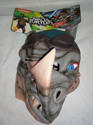 NEW RUBIES TEENAGE MUTANT NINJA TURTLES OUT OF THE SHADOWS ROCKSTEADY ADULT MASK (Ninja Turtles Mask)