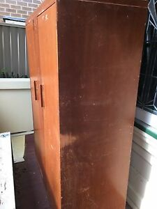 Ply/wood Cupboard Burwood Burwood Area Preview