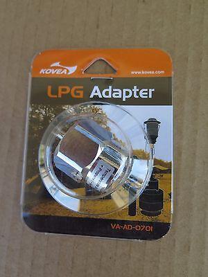 Kovea LPG Adapter (VA-AD-0701) - Brand New