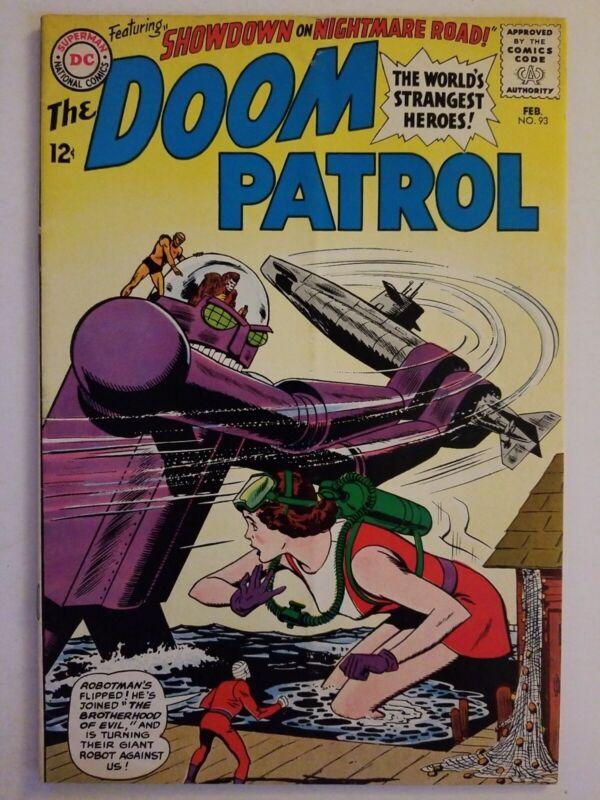 Doom Patrol (1964) #93 - Very Good