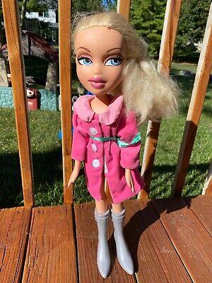 "RARE Bratz 24"" 2 Foot Tall Walmart Exclusive Pink Winter Dream Cloe Doll VHTF"