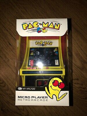 My Arcade - Pac-Man Micro Player - Yellow/Black