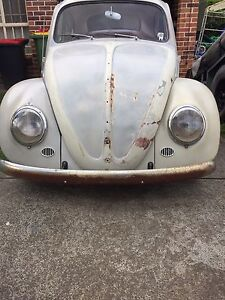 Wanted Volkswagen kombi beetle notch fastback  karmann ghia Claremont Meadows Penrith Area Preview
