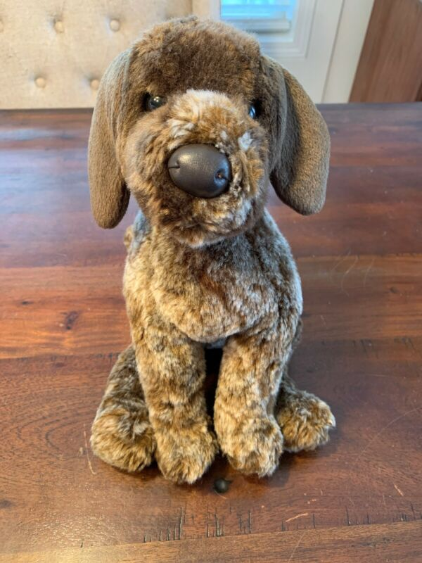 "German Shorthaired Pointer Dog 12"" Plush Douglas The Cuddle Toy Realistic!"
