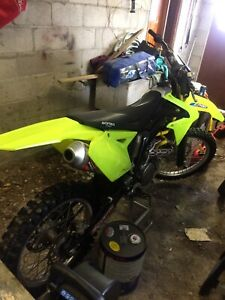 2017 fully bulid rmz 450