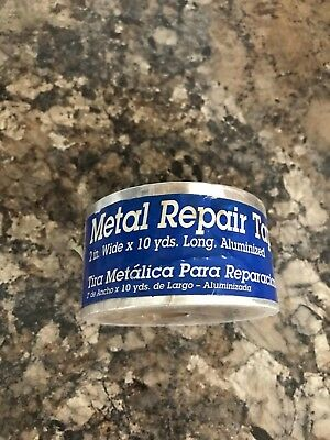 Hvac Metal Repair Tape--plumbshop--2 X 10 Yds