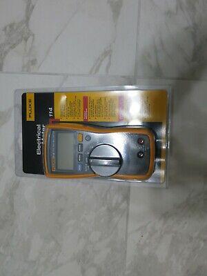 Fluke 114 True Rsm Electrical Multimeter