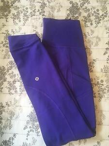 Lululemon Tights Port Lincoln Port Lincoln Area Preview