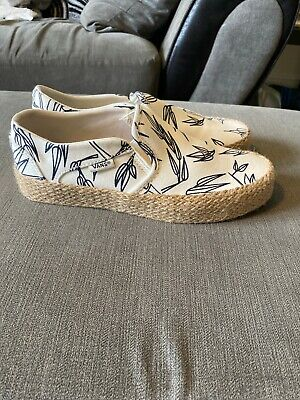 Brand New Womens Vans Espadrilles (UK 4.5)