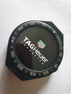 Tag Heuer Connected Modular 45mm model SBF8A8001 Black ceramic bezel