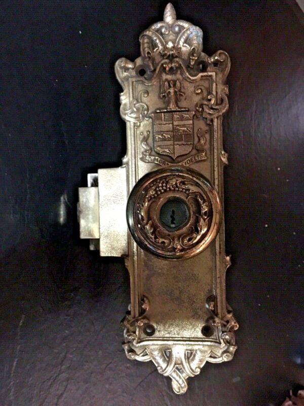 Antique Brass Door Knob from the Candler Building Coca Cola Bldg - Atlanta 1906