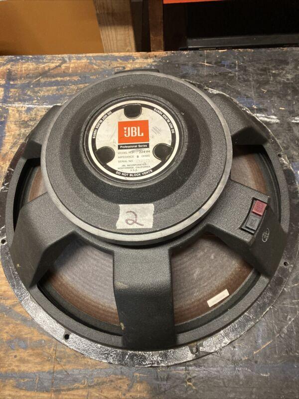 """JBL 2241h 18"""" Speaker"""