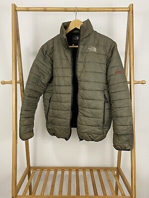 The North Face Men's Military Green Summit Series Grunge Insulated Jacket Size L