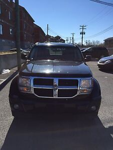 2008 Dodge Nitro 4X4 (negotiable)