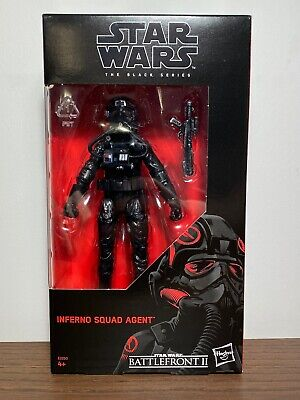 Star Wars Black Series: Inferno Squad Agent (Exclusive)