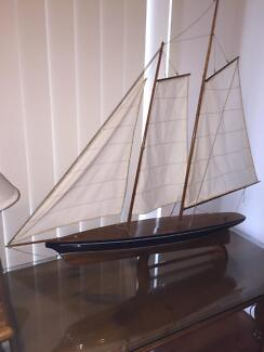 Decoration sailing boat Narre Warren South Casey Area Preview