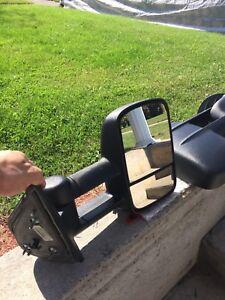 Miroir pour camionnettes GM