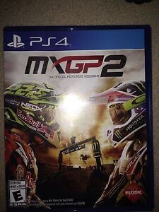 Dirt bike racing game ps4