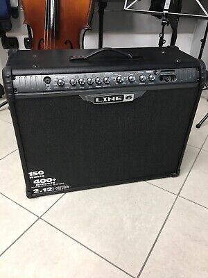 """Line 6 Spider III 150 Watt 2 X 12"""" Amplificador para Guitarra segunda mano  Embacar hacia Mexico"""