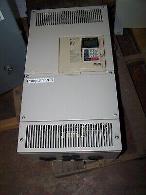 Yaskawa 60 Hp Inverter Variable Frequency Drive 480v 3ph Cimr-p7u4037