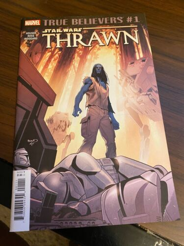 True Believers Thrawn #1 (Marvel 2019) Reprint - Star Wars Mandalorian