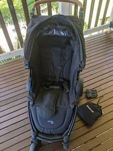 Steelcraft Agile Elite Stroller   Rain Cover - excellent condition