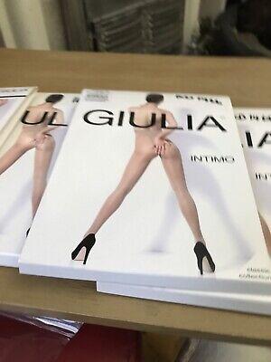 Giulia Tights Intimo In Nude X4 Pairs 20 Denier