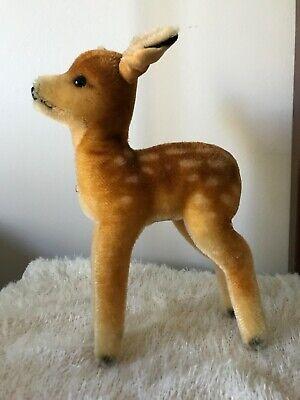 vintage steiff Stuffed animal -- Deer