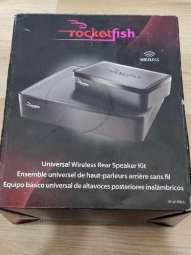 Rocketfish Wireless Rear Speaker Kit - Model: RF-WHTIB-A