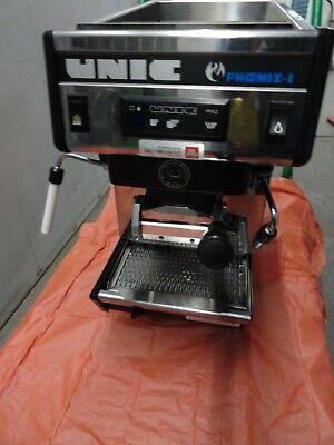 Unic Phoenix-1 Commercial Countertop Espresso Machine W-steam Wand