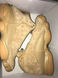 Jordan 13 wheat size 9.5