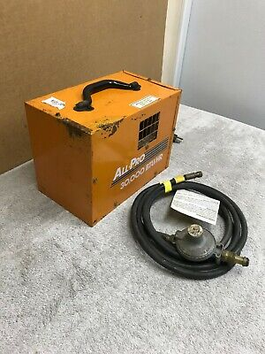 Spc-30 All-pro Forced Air Propane Construction Heater